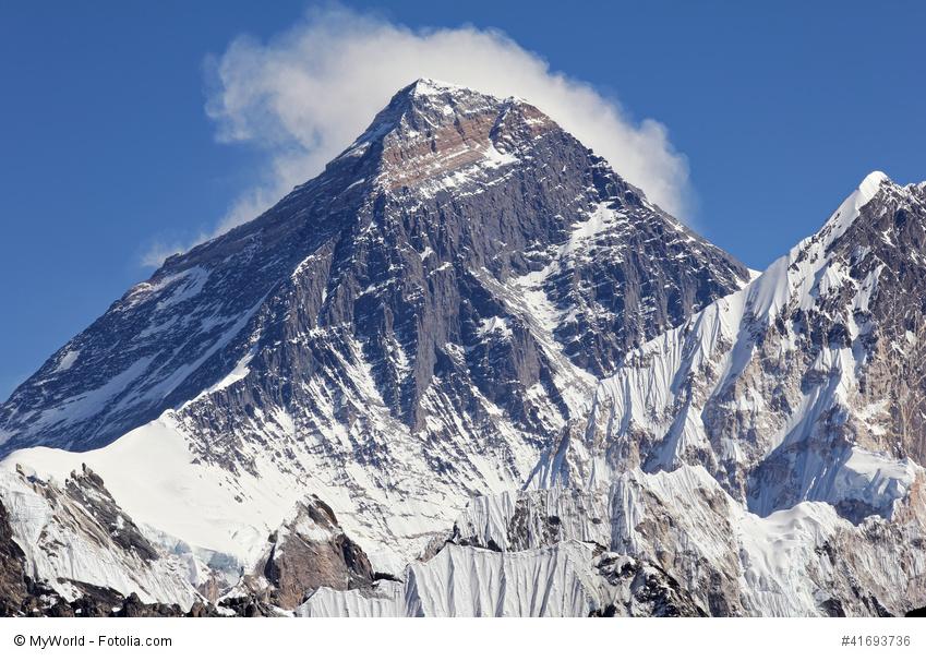 """Wen würden Sie eher engagieren, um auf dem Mount Everest etwas für Sie zu erledigen - Jemanden, der bisher lediglich im Mittelgebirge herumgekraxelt ist und für den die Besteigung Mount Everest eine echte """"Herausforderung"""" wäre, oder doch eher denjenigen, der schon einmal auf einem 8.000er Gipfel stand und der somit bewiesen hat, dass er zu solchen Leistungen in der Lage ist?"""