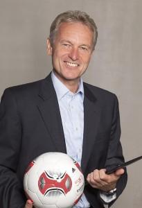 Ernst Holzmann, Experte für Ball und Business