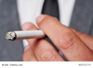 Männliche Raucher sind schlechte Zuhörer.