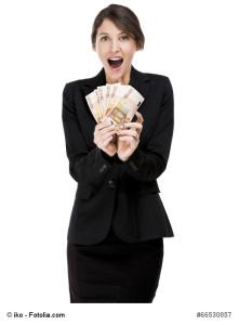 """""""Geld allein macht nicht glücklich. Es gehören auch noch Aktien, Gold und Grundstücke dazu."""" (Dany Kaye)"""
